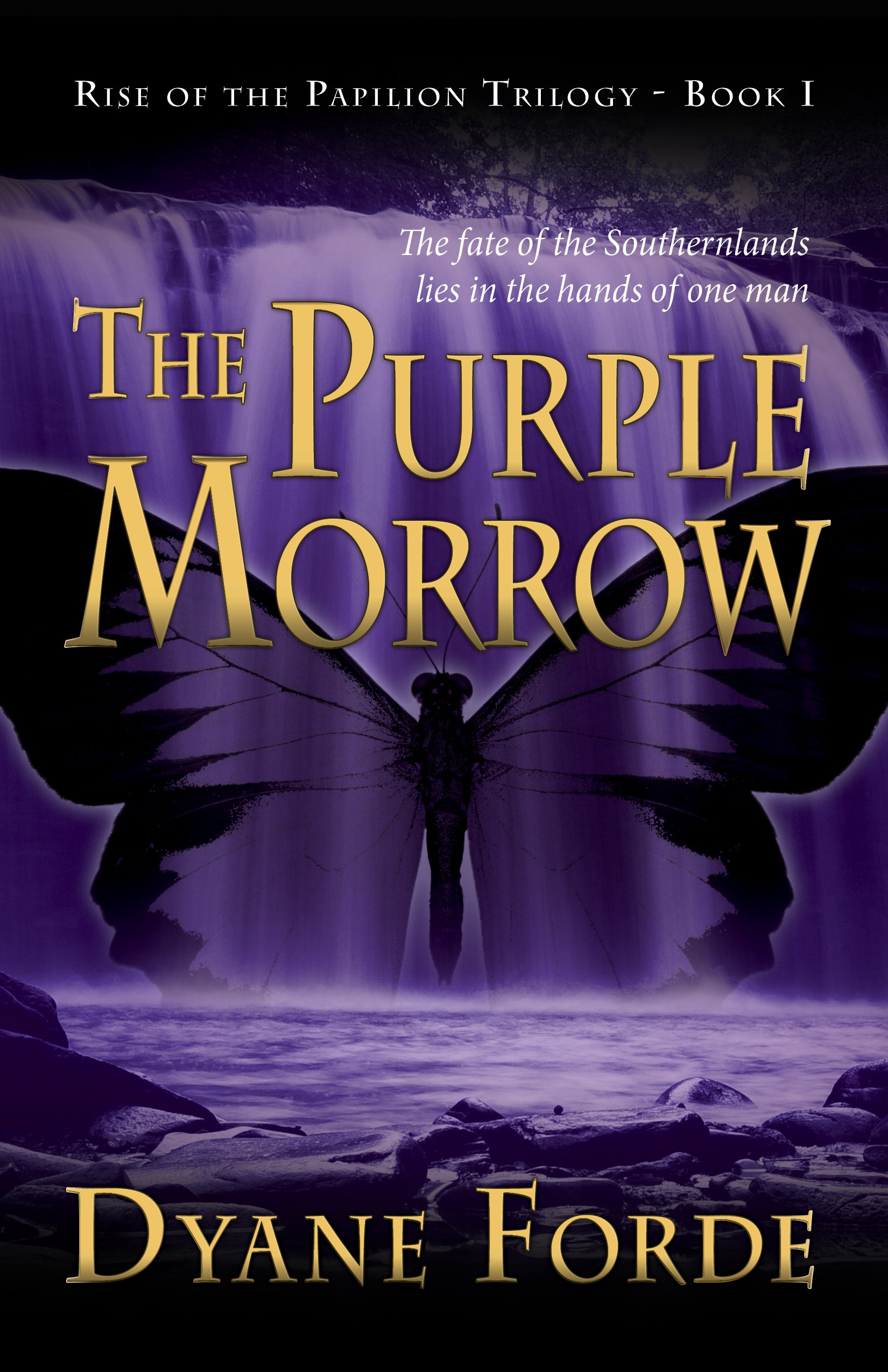 The Purple Morrow by Dyane Forde