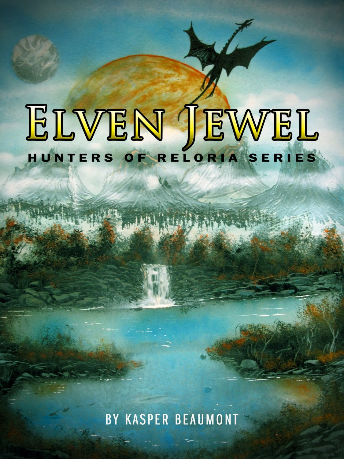 Book review: Elven Jewel by Kasper Beaumont