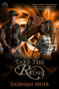 Book Review: Take the Reins by Siobhan Muir