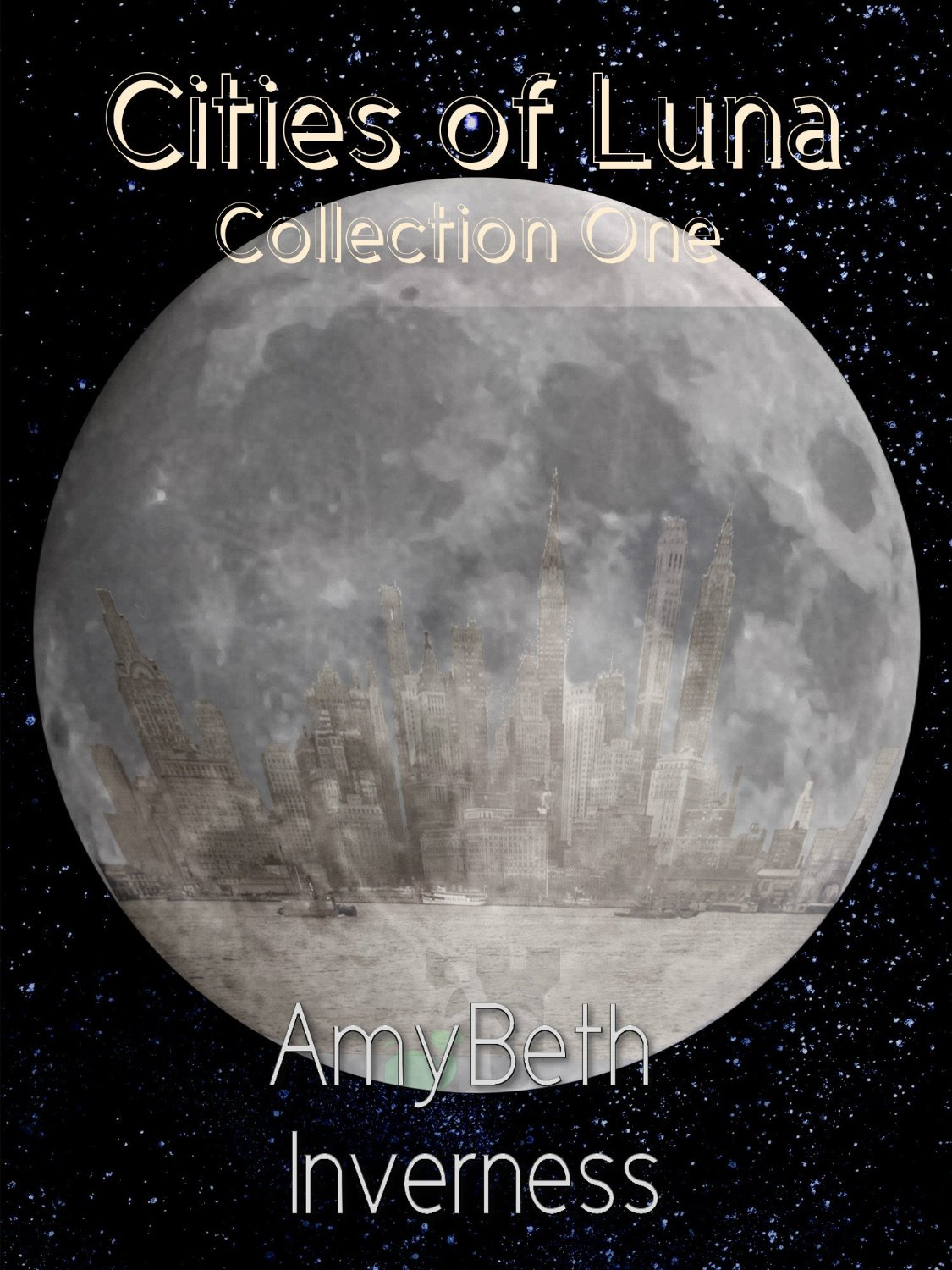 Book Review: Cities of Luna by AmyBeth Inverness