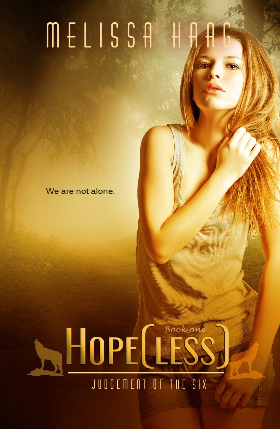 Book Review: Hope(less) by Melissa Haag