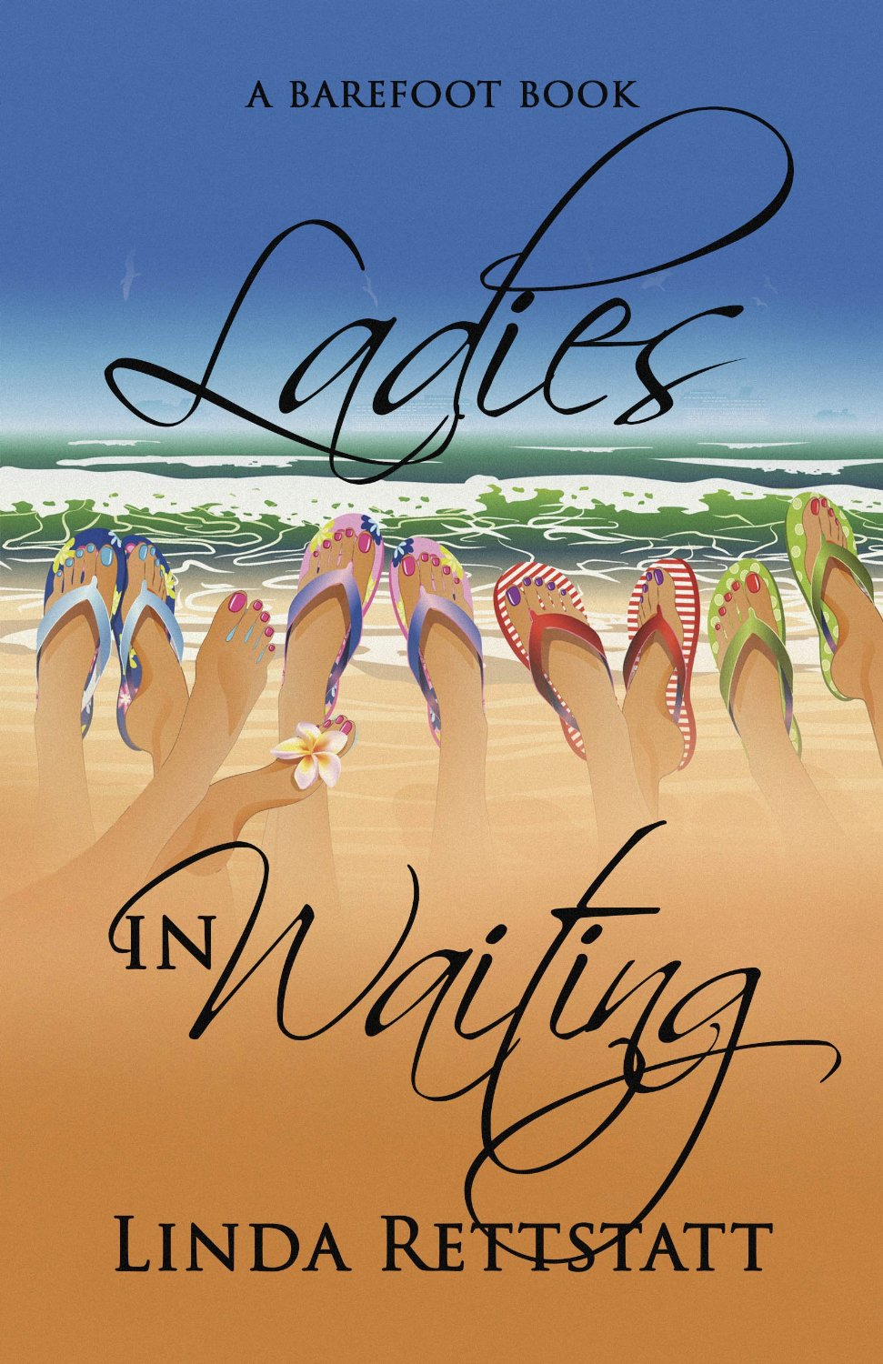 Book Review by Wendy Strain on Ladies in Waiting by Linda Rettstatt