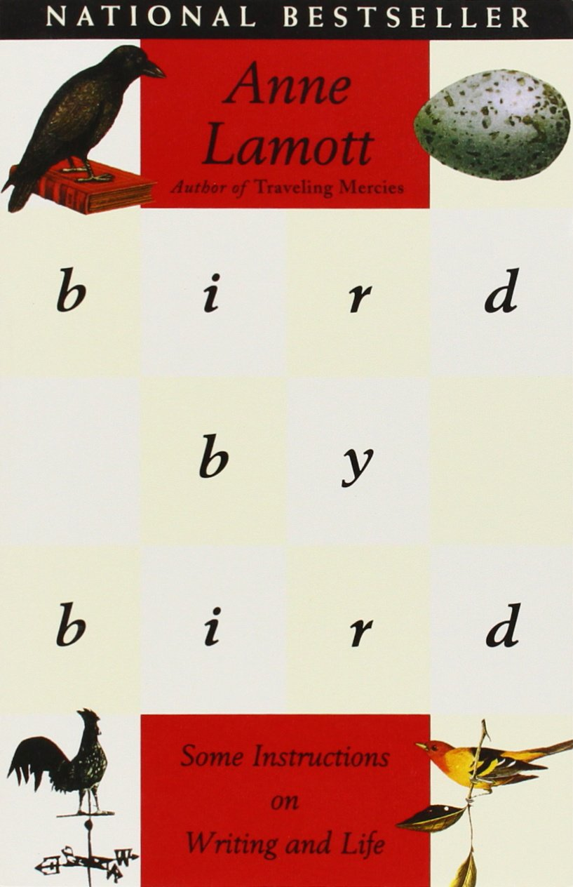 Book review by Wendy Strain on Bird by Bird by Anne Lamott