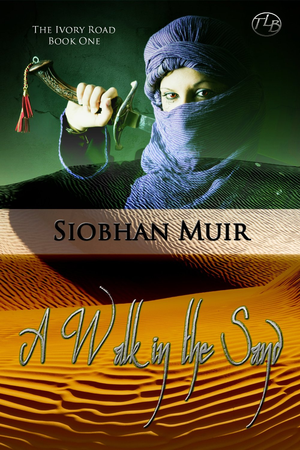 Book review by Wendy Strain on A Walk in the Sand by Siobhan Muir