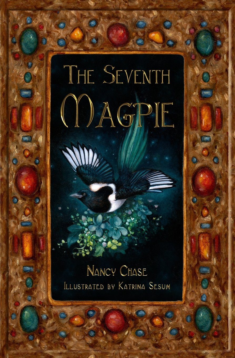 Seventh Magpie by Nancy Chase; Book Review by Wendy Strain