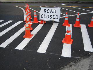 photo credit: Road Closed via photopin (license)