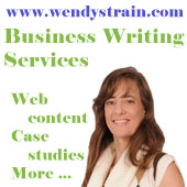 Wendy Strain - Business Copywriter